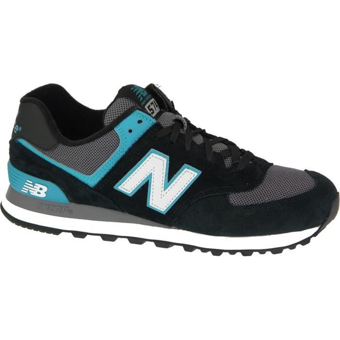 hot sale online 6ea6b 13df7 New Balance WL574AAB - Chaussures Baskets basses Femme GH8HUA1Z -  naturelle-beaute-bio.fr