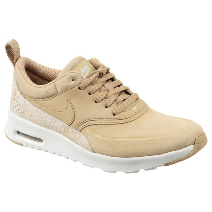 Nike Air Max Thea Premium Wmns 616723 203 Femme Baskets
