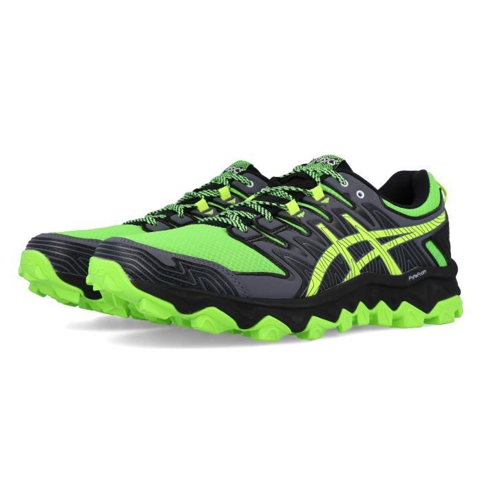 chaussure course a pied homme asics