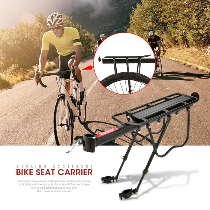 Selighting Sac Porte-Bagages de V/élo Sac de Rangement arri/ère de Transport Bicyclette R/ésistant /à leau pour VTT Cyclisme Voyage