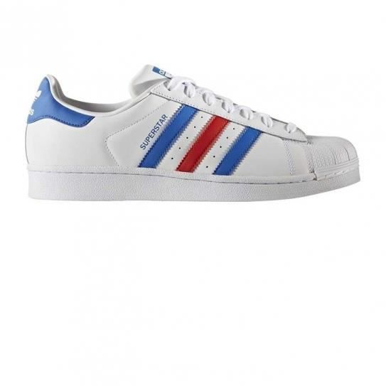 adidas Red Chaussures White Originals e17 Superstar Blue xtwXwOPTnq