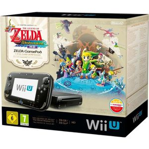 CONSOLE WII U WII U PREMIUM + LEGEND OF ZELDA THE WINDWAKER