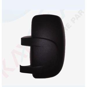 Chauffeur côté droit aile porte noir coque rétroviseur pour renault master 2003-2010