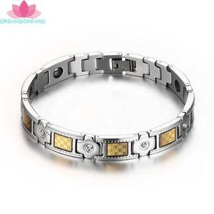 BRACELET - GOURMETTE Bracelet Hommes À la mode Ornements Sain Soins de