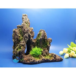 Decoration pierre aquarium achat vente decoration for Cailloux pour aquarium