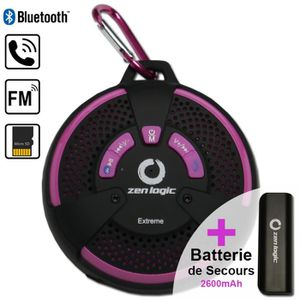 ENCEINTE NOMADE Zen Logic Extreme enceinte nomade Bluetooth / MP3
