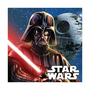 COUSSIN Coussin Star Wars Galaxie 35 x 35 cm