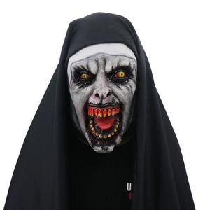 MASQUE - DÉCOR VISAGE Halloween Props The Conjuring 1 Diable Nun Horreur