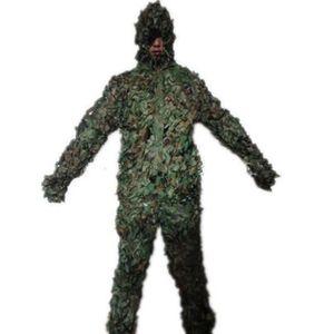 ACCESSOIRE DÉGUISEMENT Vêtements de camouflage jungle réticulé
