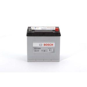 BATTERIE VÉHICULE BOSCH Batterie Auto S3016 45Ah 300A / + à droite