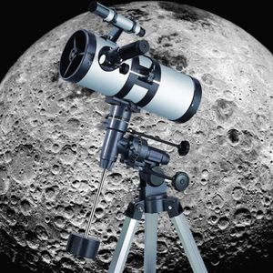TÉLESCOPE OPTIQUE Pack Télescope 1000-114 Star Sheriff + Monture Equ