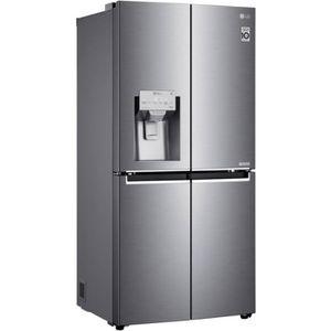 RÉFRIGÉRATEUR CLASSIQUE Réfrigérateur multi portes LG GML844PZKV • Réfrigé