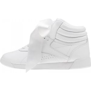 5be6635a3497d BASKET Basket Reebok Freestyle Hi Satin Bow - Ref. CM8903