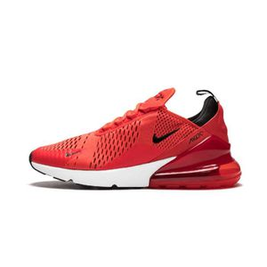 BASKET Nike Baskets Air Max 270 Chaussures de course Roug