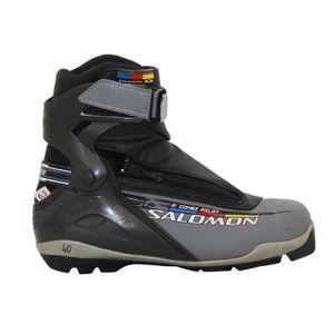 CHAUSSURES DE SKI Chaussure ski de fond Salomon r combi pilot
