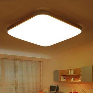 PLAFONNIER U AC 220V LED Lampe Plafonnier Éclairage Lumière P