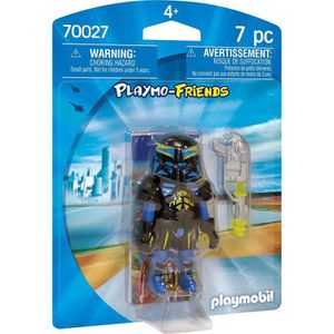 UNIVERS MINIATURE PLAYMOBIL 70027 - Space - Agent de l'espace