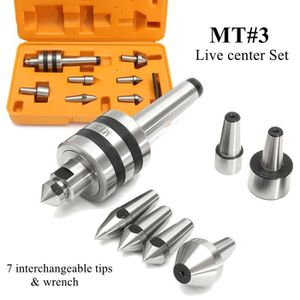 TOUR A METAUX TEMPSA MT3 Live Center Set Tour Triple Taper Morse