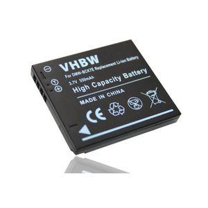 860mAh Li-ion Batterie pour PANASONIC LUMIX DMC-TS2 3.7V