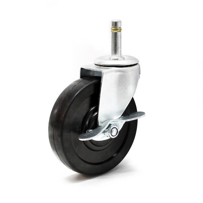 Pièce détachée - Roulette pivotante pour lève - plaques - 50792