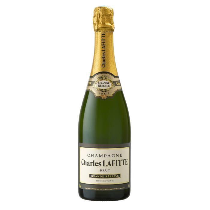 Champagne Charles Lafitte Grande Réserve Brut - 75 cl