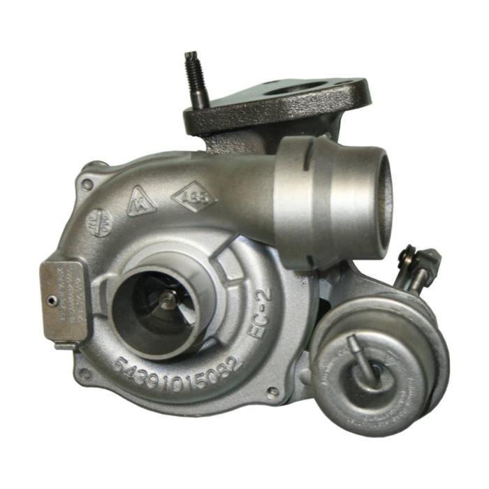 Turbo 1.5 DCI 80, 85, 86, 88, 90 CV Ref 54359700012, 54359800029, 54391015082 échange standard reconditionné