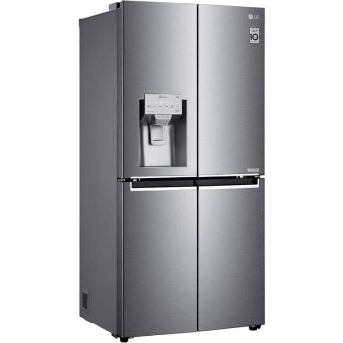 Réfrigérateur multi portes LG GML844PZKV • Réfrigérateur • Gros électroménager
