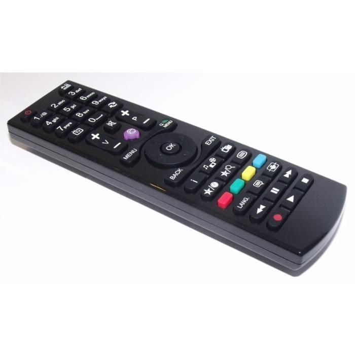 Télécommande ORIGINAL TELEFUNKEN RC 4870 30085964 FAST SHIPPING NOUVEAU