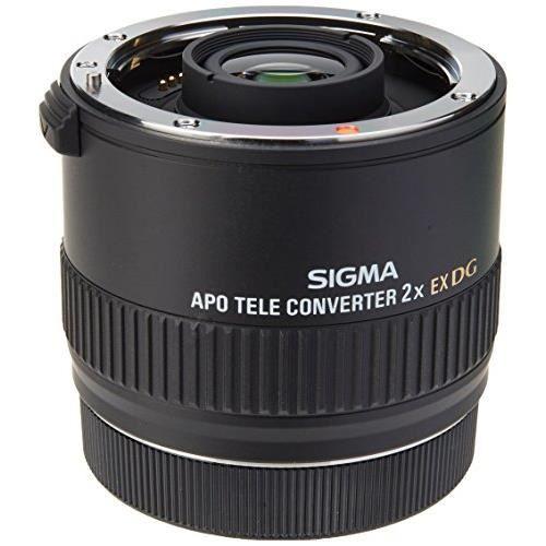 SIGMA téléconvertisseur APO TELE CONVERTER 2x EX DG pour Canon 876272-442