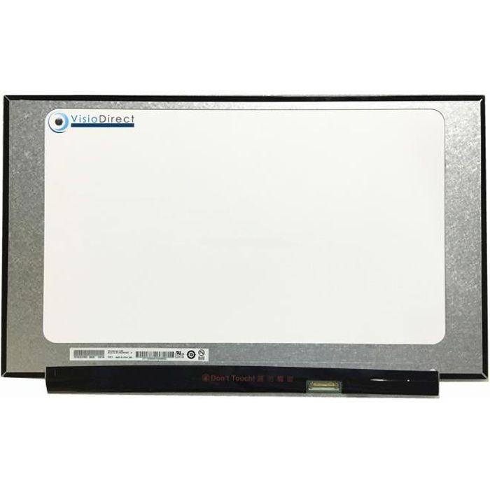 Dalle ecran 15.6- LED compatible avec LENOVO IDEAPAD S340-15API 81N8 1366x768 30pin 350mm sans fixation