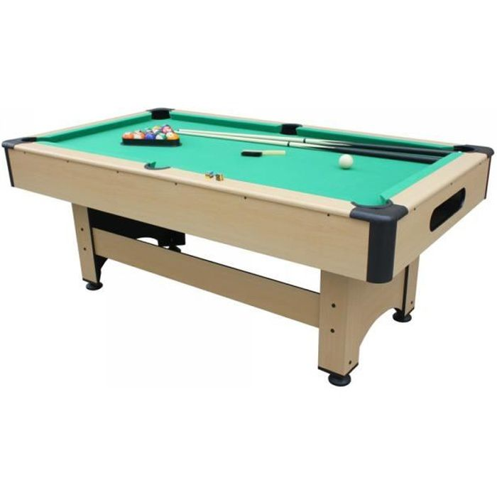 billard am ricain chicago accessoires inclus achat. Black Bedroom Furniture Sets. Home Design Ideas