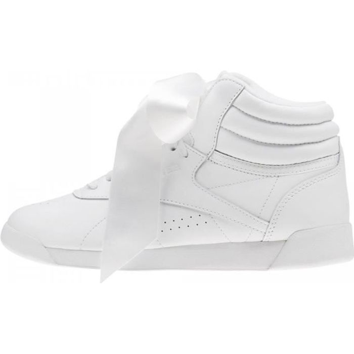 Basket Reebok Freestyle Hi Satin Bow - Ref. CM8903