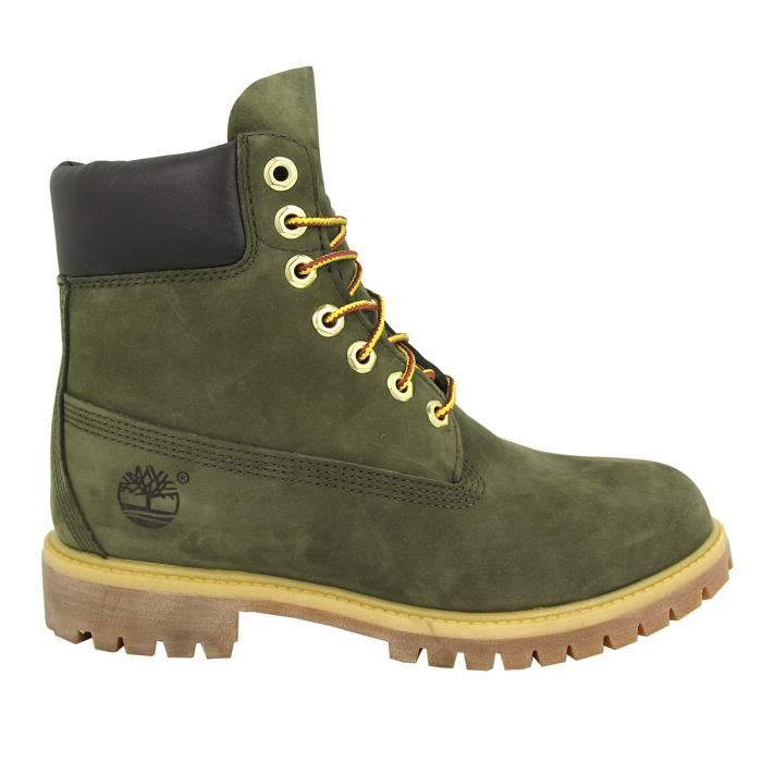 bottines homme cuir timberland
