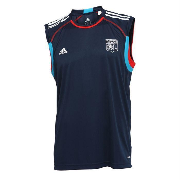 adidas d bardeur de foot r plica ol homme achat vente maillot polo adidas r plica ol homme. Black Bedroom Furniture Sets. Home Design Ideas