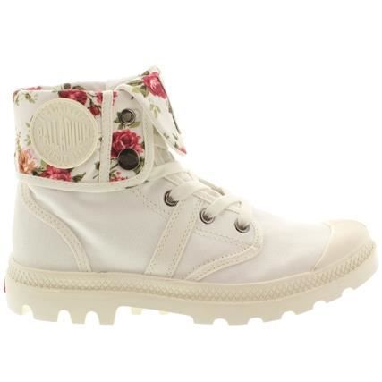 Baskets BAGGY TWL PALLADIUM Off White-Flowers