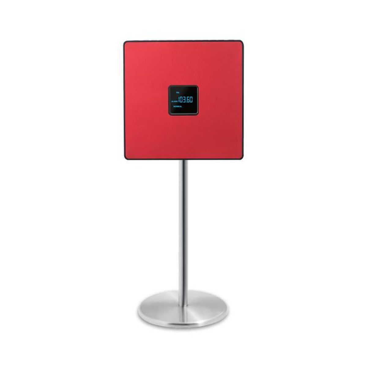 tour d 39 enceinte dynabass radio bluetooth rouge. Black Bedroom Furniture Sets. Home Design Ideas