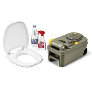 Pack rénovation toilettes C400