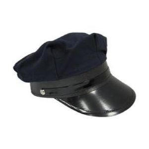 Pour Hommes Chauffeur Hat Limousine Conducteur Noir Casquette À Visière