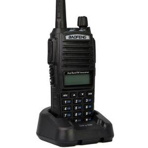 TALKIE-WALKIE Émetteur-récepteur talkie-walkie FM-82 VHF - UHF D