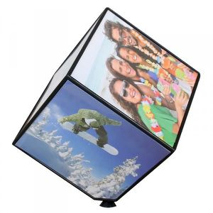 cube photo achat vente cube photo pas cher cdiscount. Black Bedroom Furniture Sets. Home Design Ideas