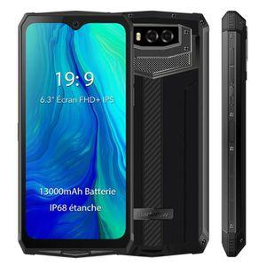 SMARTPHONE Smartphone Incassable IP68 Etanche Antichoc Blackv