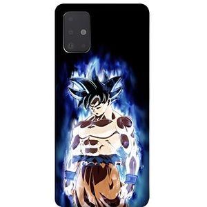 Coque pour Samsung Galaxy A10 Manga Demon Slayer Noir taille unique