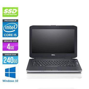 ORDINATEUR PORTABLE Pc portable Dell E5430 - i5 - 4Go - 240Go SSD - Wi