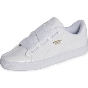BASKET Baskets Puma Basket Heart Patent Wn's - 36307302