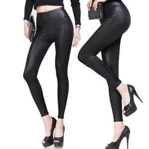 LEGGING Pantalons femme Nylon Leggings Slim Fit 3
