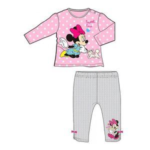 Ensemble de vêtements Ensemble bébé fille MINNIE disney tenue legging +