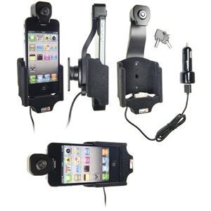 INTERCOM MOTO Support antivol chargeur pour iPhone 4/4S