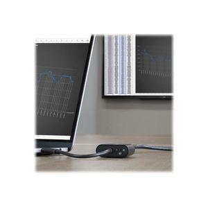 CÂBLE INFORMATIQUE STARTECH.COM Adaptateur USB-C vers VGA avec switch