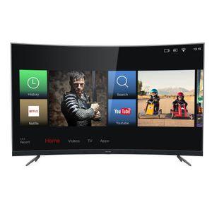 Téléviseur LED THOMSON 55UZ6096 TV LED UHD 4K Ecran incurvé - 55