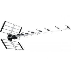 ANTENNE RATEAU Antenne-rateau tnt avec filtre 4G-LTE 15dB